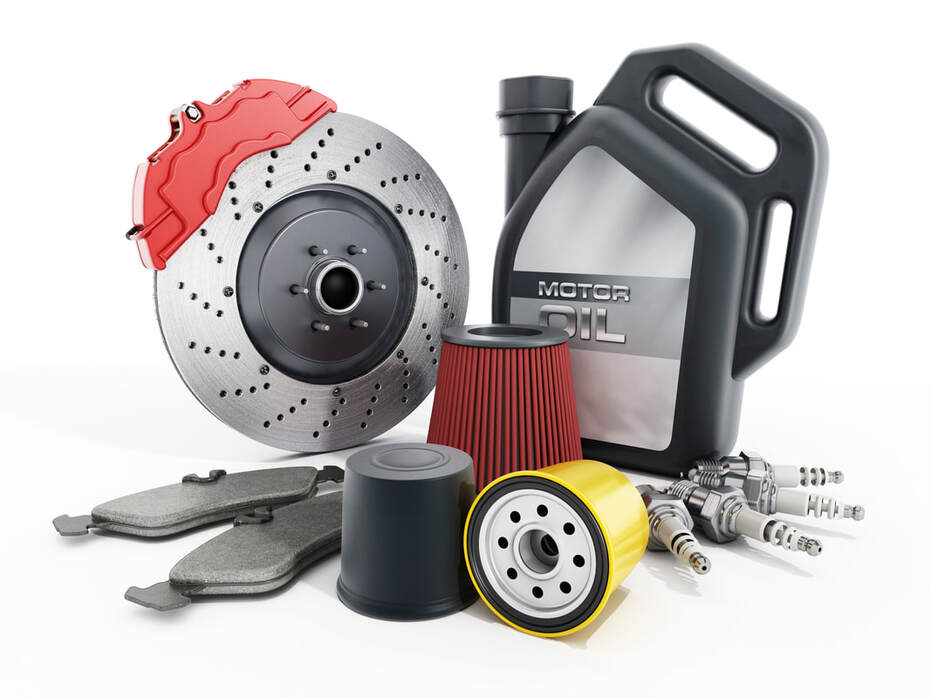 Miscellaneous automotive parts